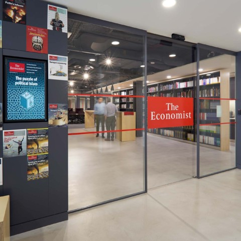 The Economist Group   John Adam Street