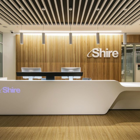 Shire Pharmaceuticals   1 Kingdom Street
