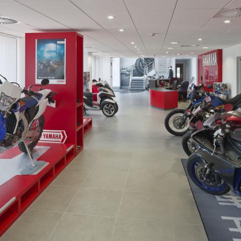 Yamaha Motors   Units 2 & 3 Kingsway Business Park