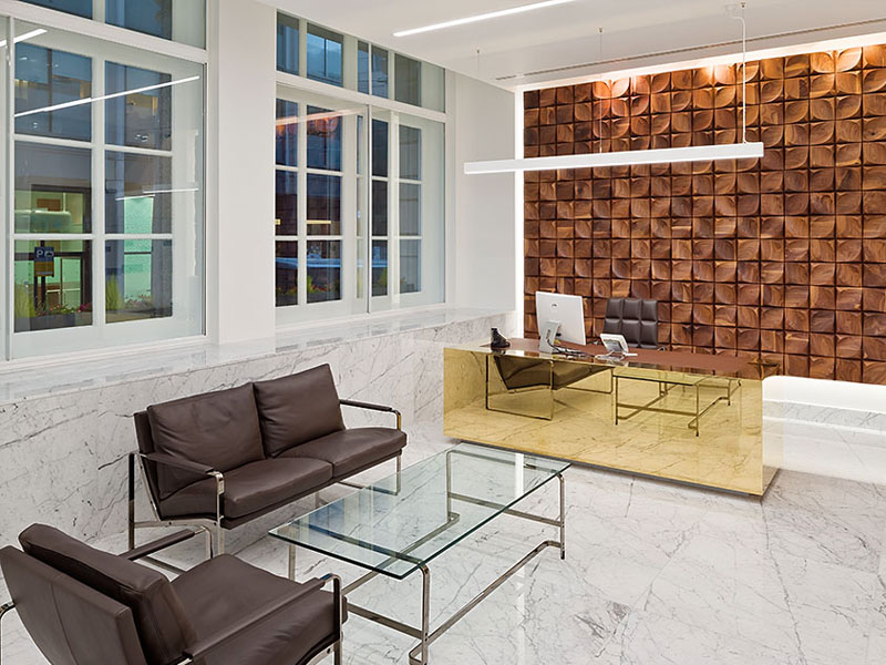 8 Lloyd's Avenue Fit Out Completes