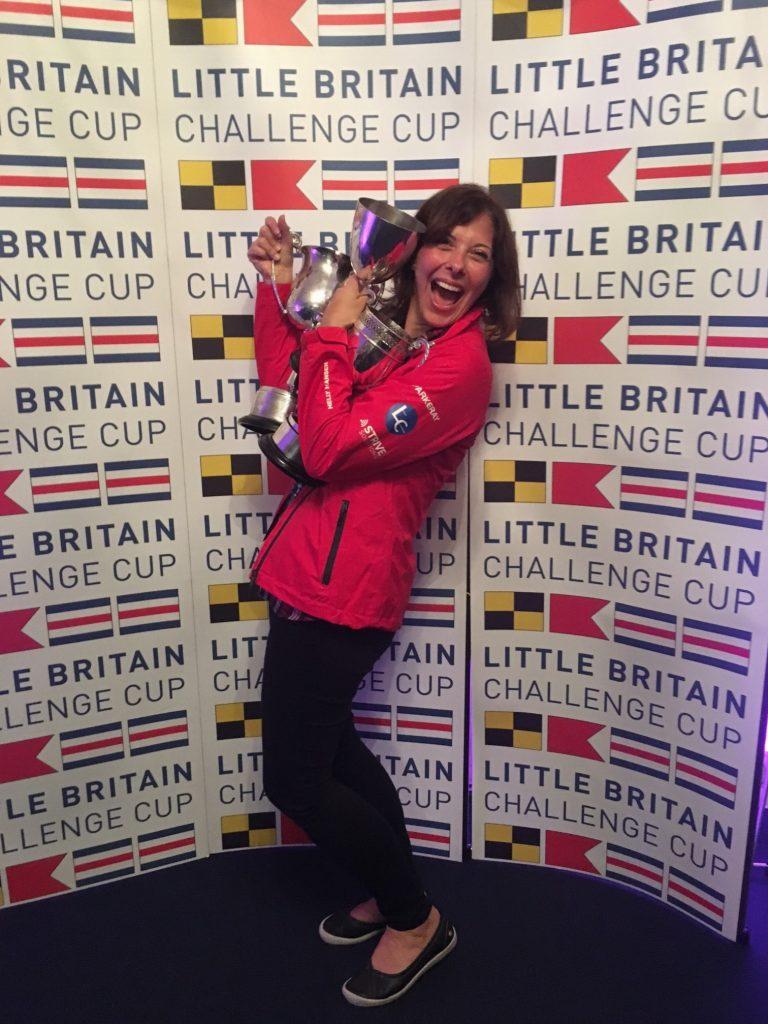 little britain cup
