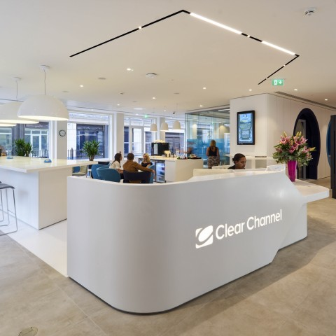 Clear Channel | 33 Golden Square