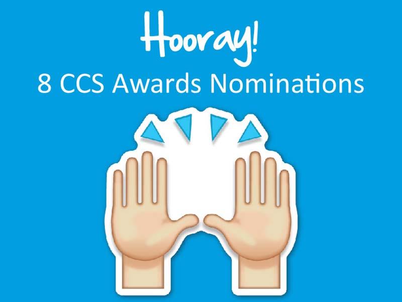 Parkeray's Super 8 CCS Award Nominations