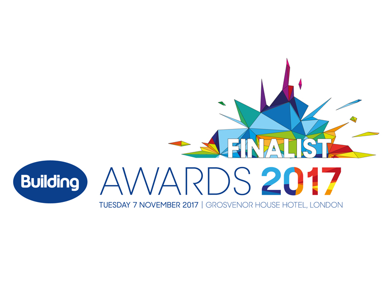 Parkeray Shortlisted for Building Award as Contractor of the Year