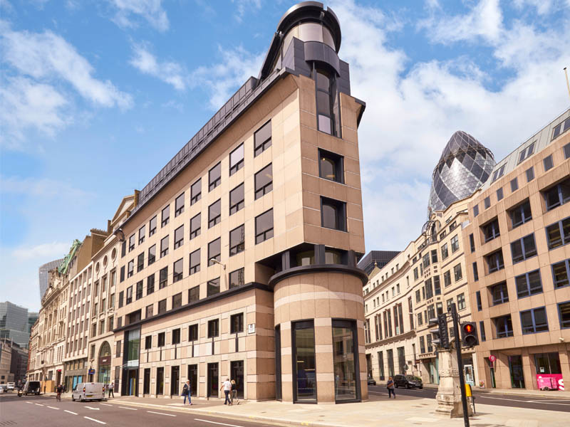 Cat A Revamp of 69 Leadenhall Street Completes