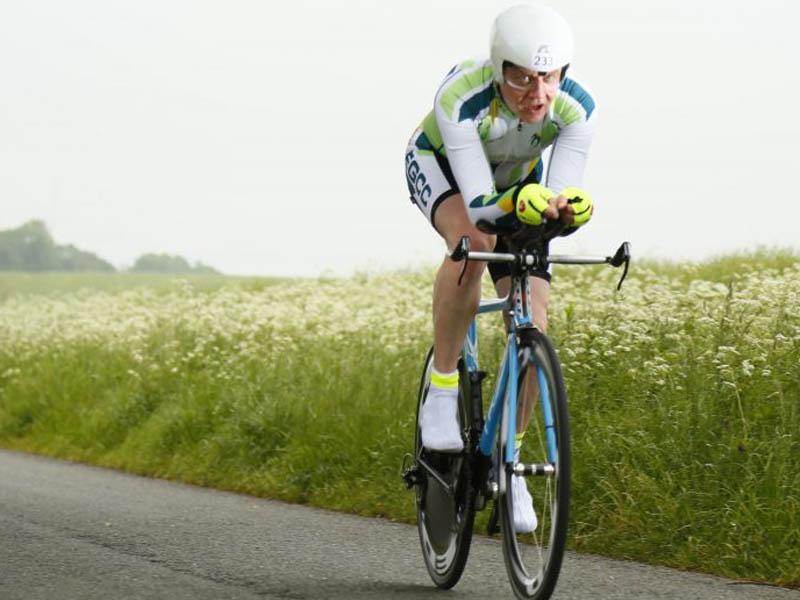 Cycling RideLondon 100 for Alzheimer's Society