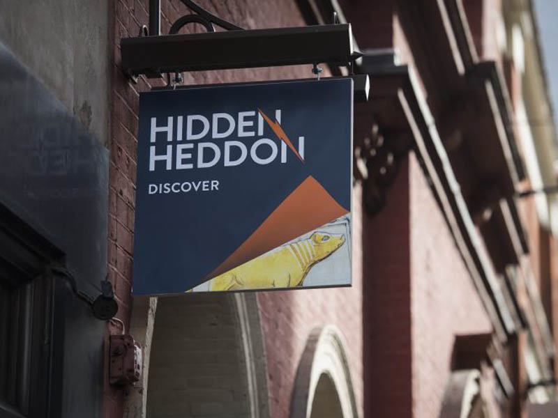 Parkeray lends helping hand at Hidden Heddon