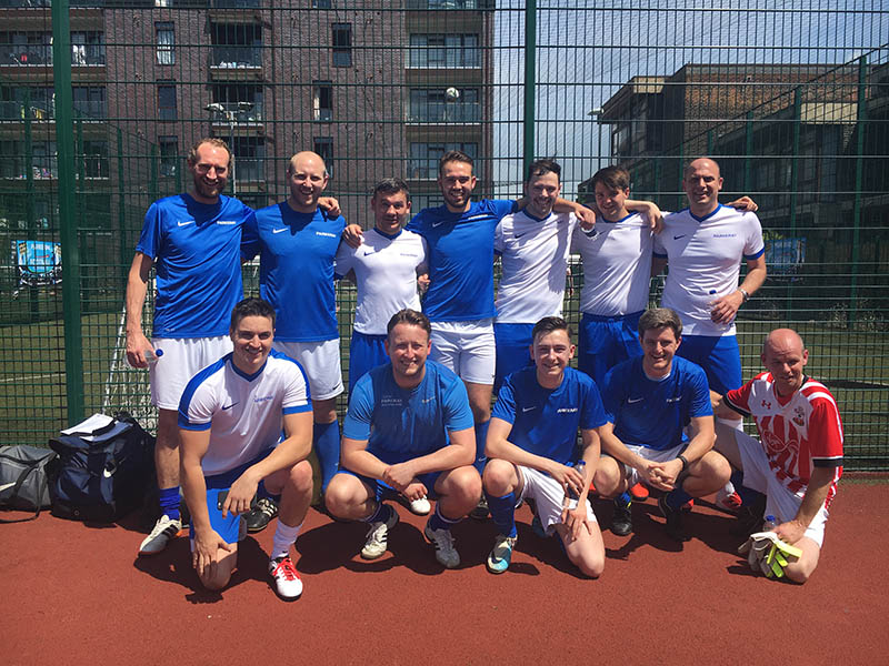Parkeray's Charity 5-A-Side Tournament