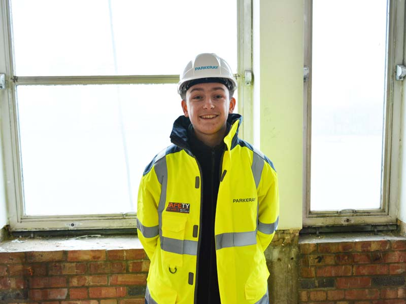 Striking The Balance – Life as a Parkeray Trainee