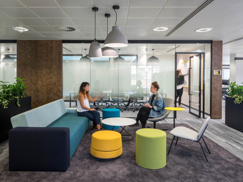 Parkeray Completes Urban Style Fit Out Scheme