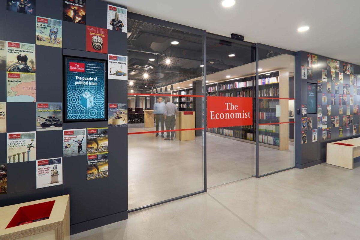 The Economist Group | John Adam Street