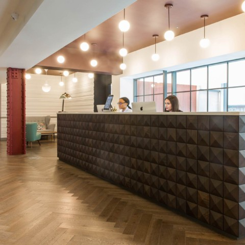 The Office Group | Bloomsbury Way