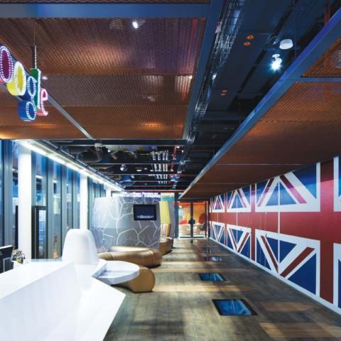 Google   Central Saint Giles