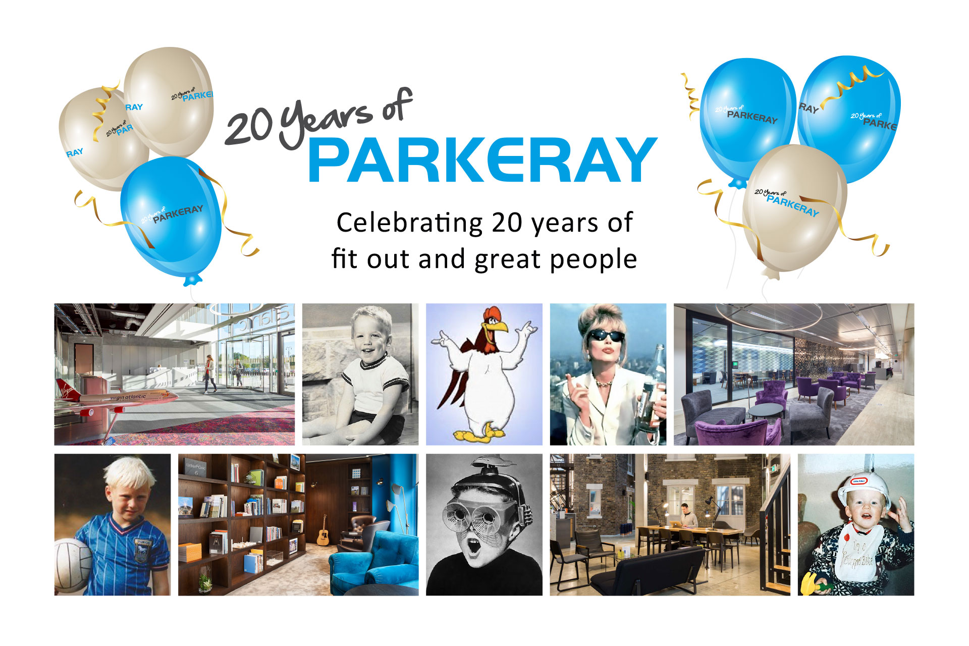 20 Years of Parkeray