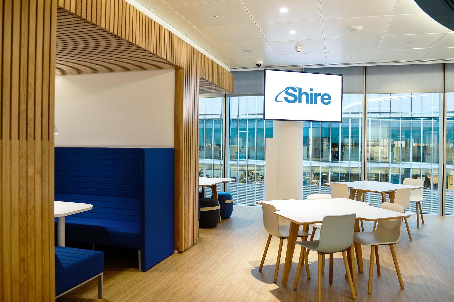 Shire Pharmaceuticals Parkeray