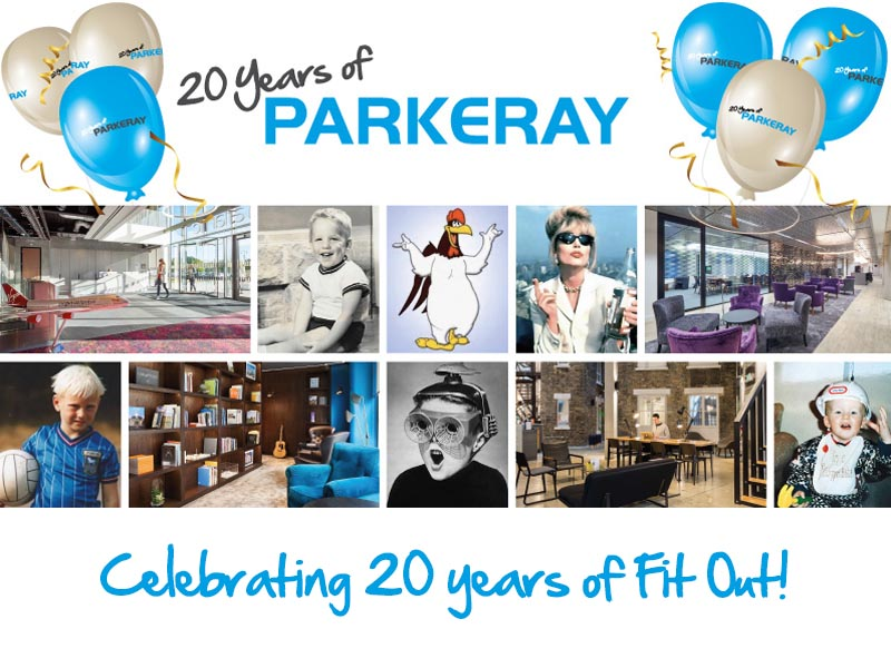 Celebrating 20 Years Of Fit Out