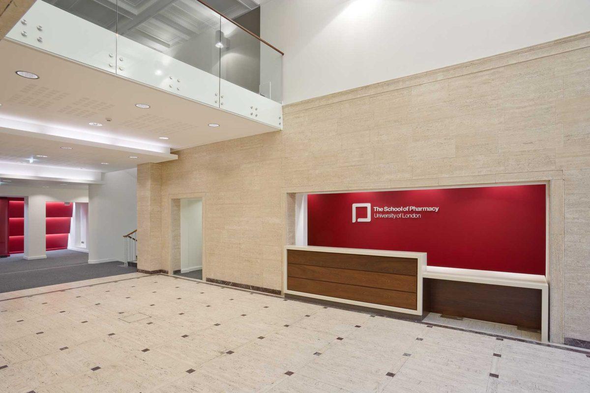 UCL School of Pharmacy | 29-39 Brunswick Square