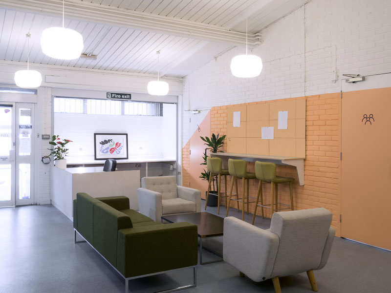 Parkeray Delivers A Fit Out For The Community