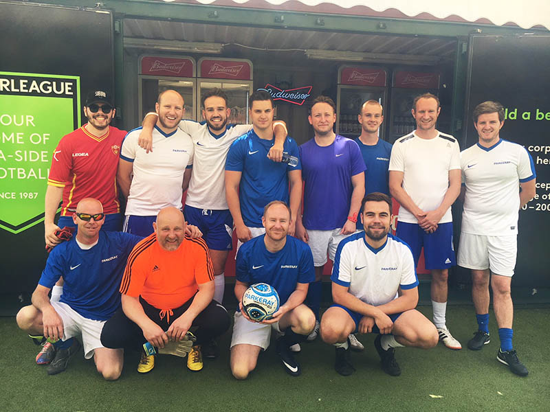 Parkeray's Charity 5-A-Side