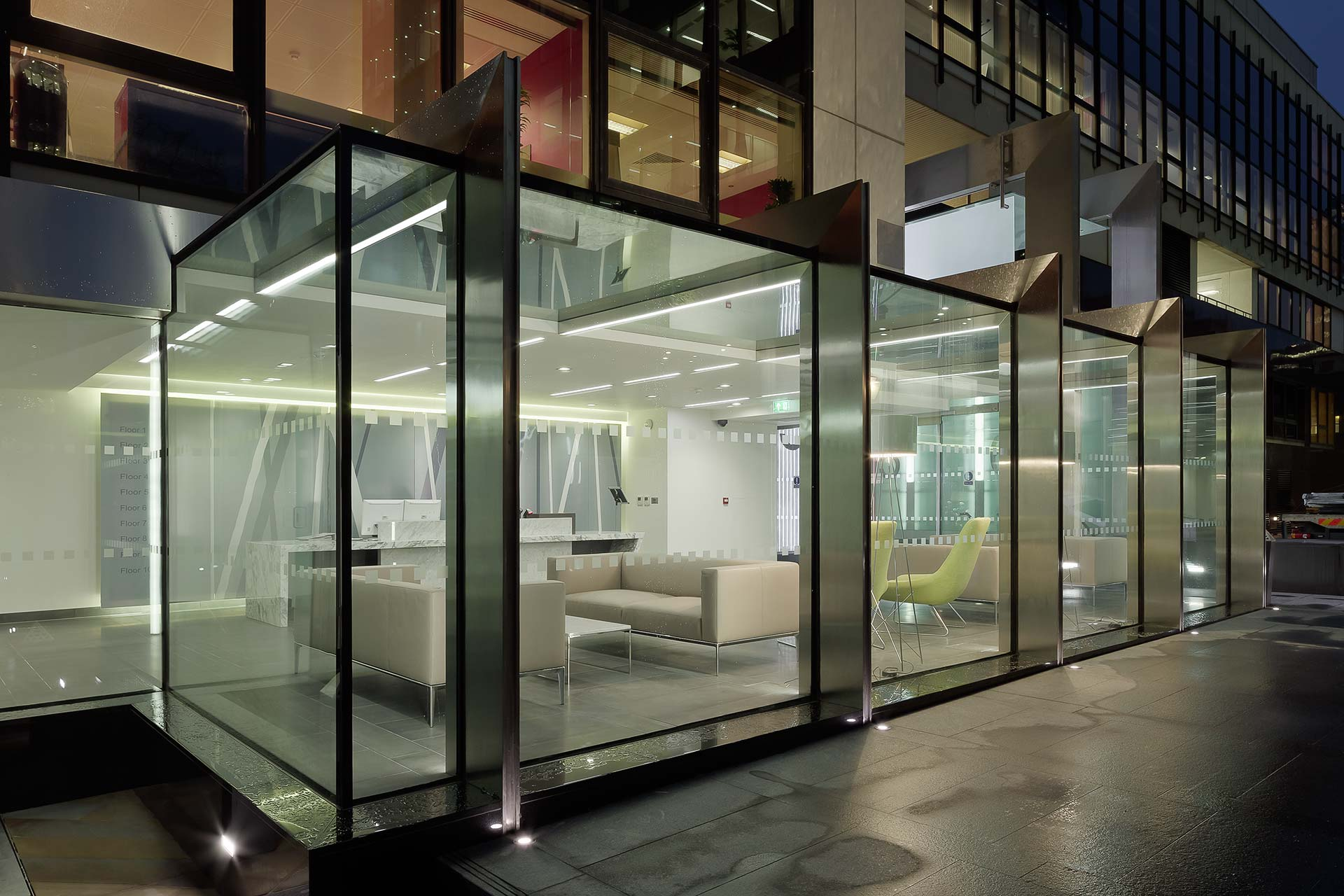 Pramerica Real Estate Investors Ltd | 55 Old Broad Street