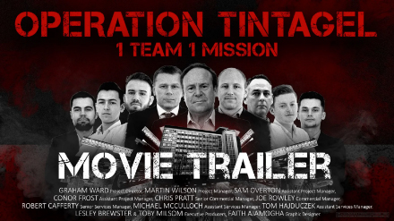 Parkeray: Operation Tintagel House Trailer