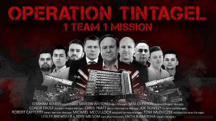 Operation Tintagel The Movie