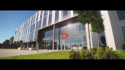 Fit-Out Of Virgin Atlantic Airways Headquarters