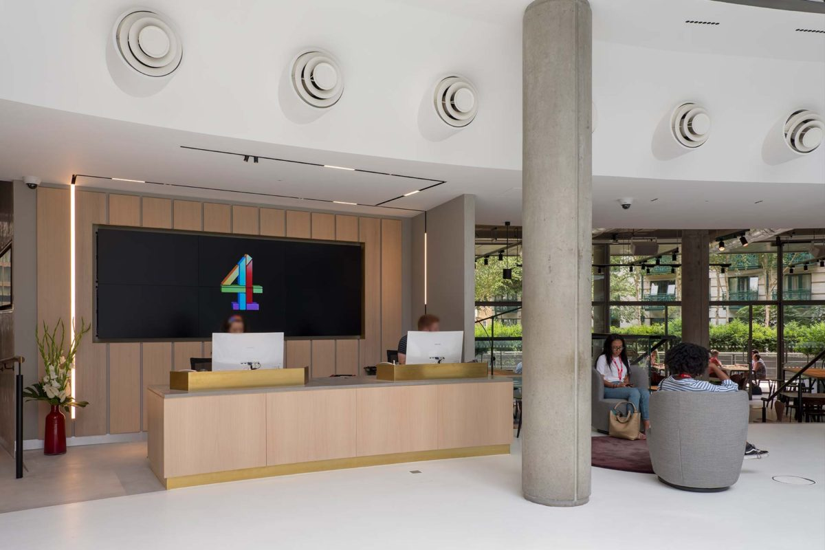 Channel 4   124-126 Horseferry Road