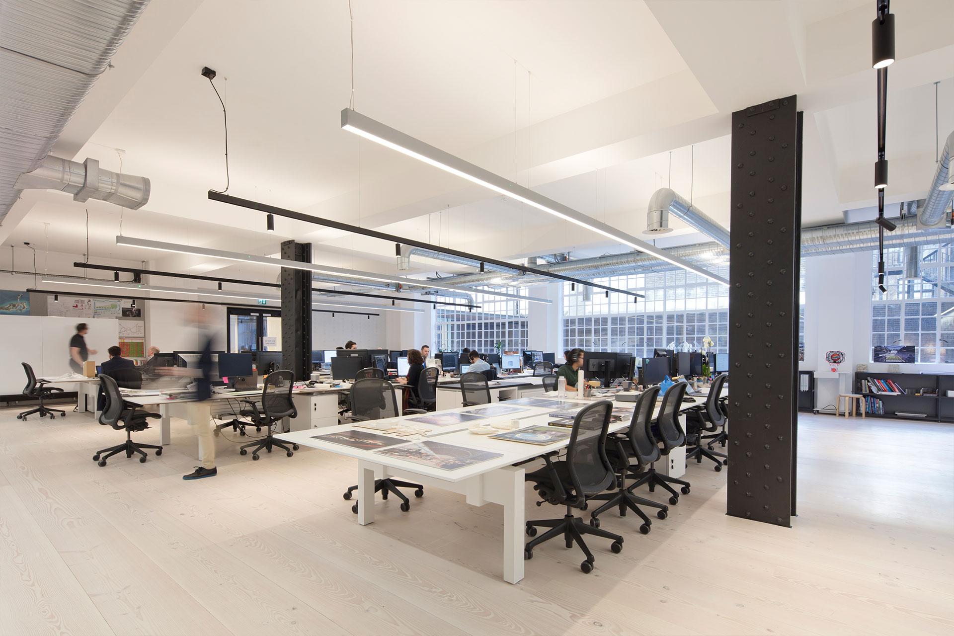 HKS Architects - Parkeray