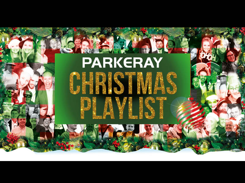 Check Out The Parkeray Christmas Playlist For Festive Cheer!
