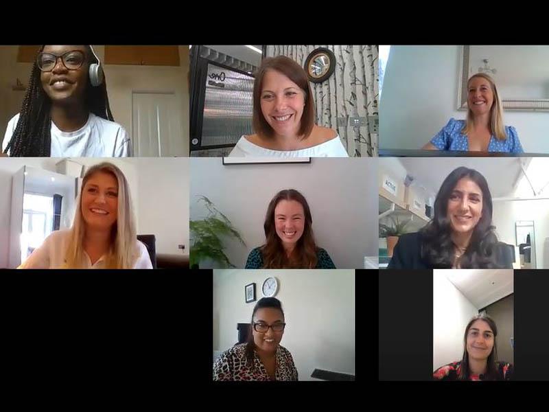 Parkeray Hosts Girls Talk Construction Webinar