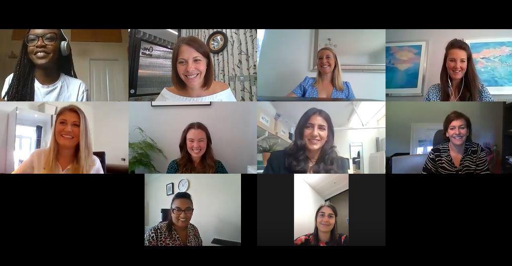 Parkeray Girls Talk Construction Panel