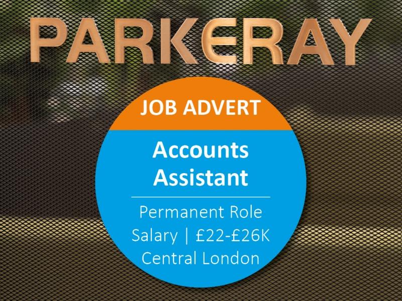 Job Vacancy: Accounts Assistant