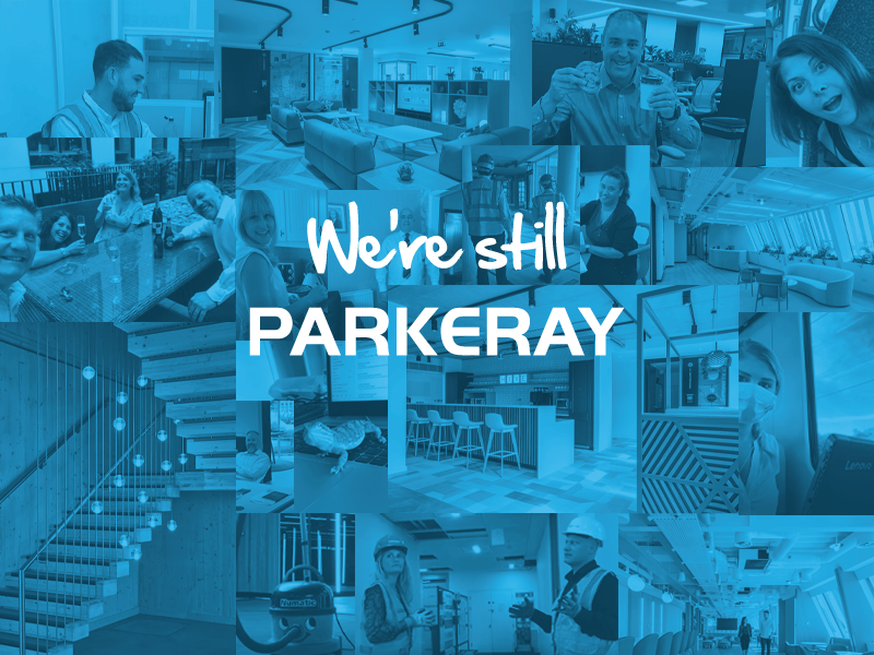 Latest Video: We're Still Parkeray!
