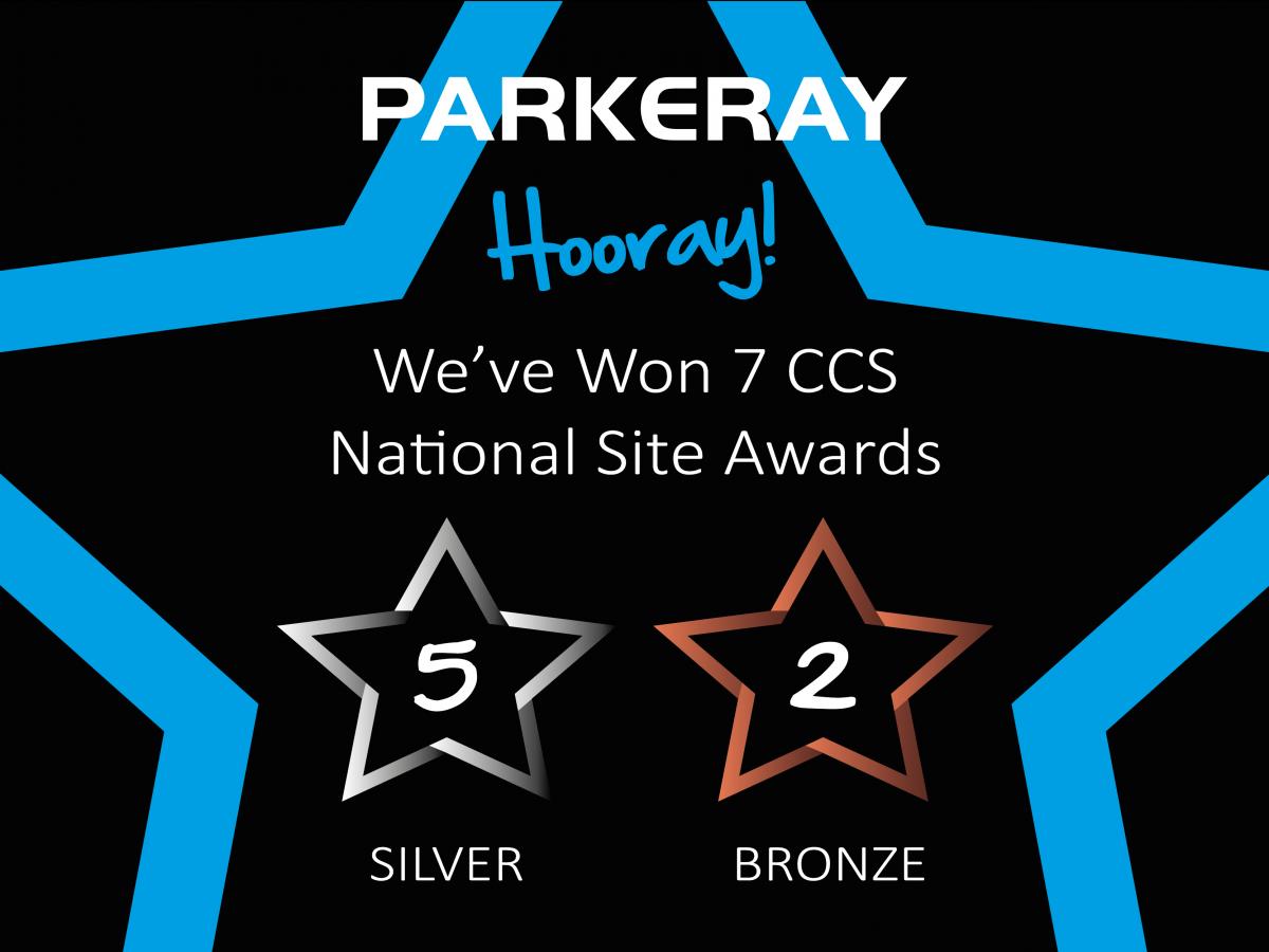 2020 CCS Awards Success!