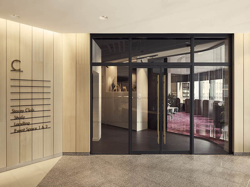 Parkeray Delivers Storey's Latest Flexible Workspace At Broadgate
