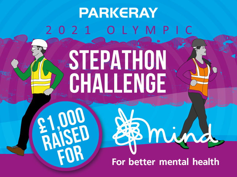 Parkeray's Hotsteppers Complete 3.7 Million Steps for Charity