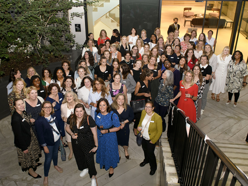 Mentoring Circle Garden Party: Supporting Women In Construction & Property